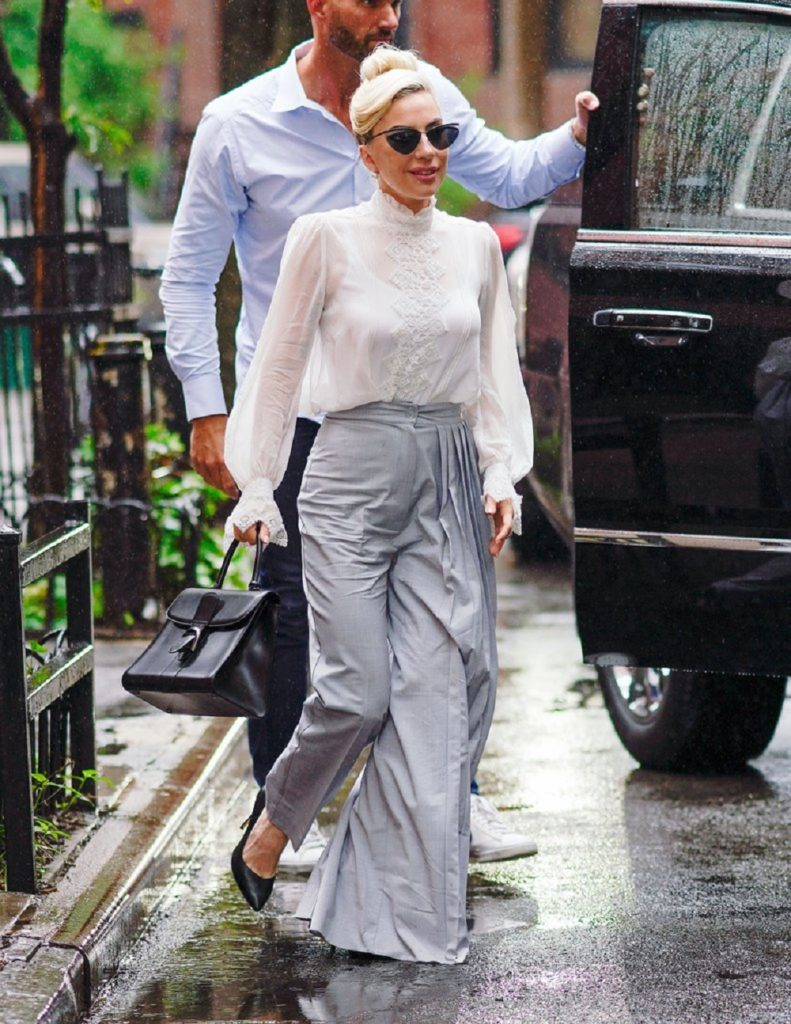 Lady Gaga's Bold Move to Wear Pants
