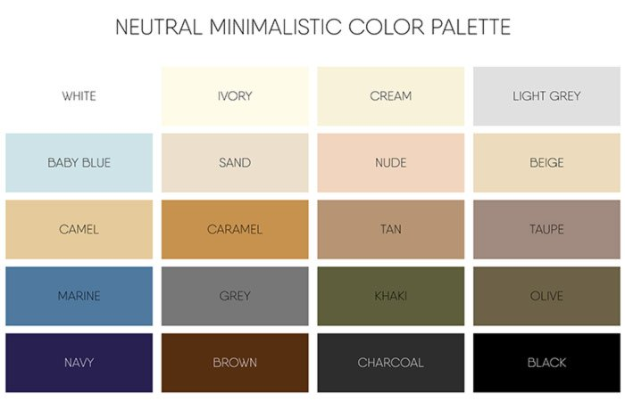 How to Wear Neutral Colors Stylishly