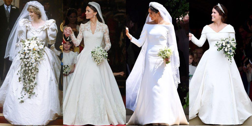 Royal Princess Wedding Dresses